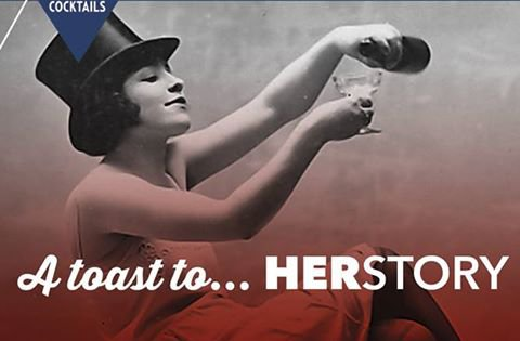 Click Here For The 2019 Marie Brizard 'toast To Herstory' Cocktail Challenge Details & Official Rules photo