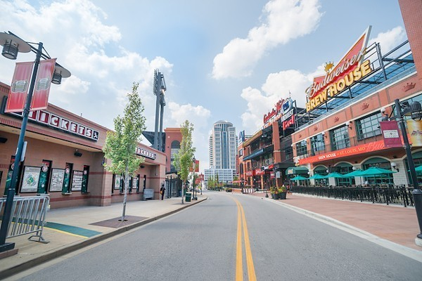 Class-action Suit Targets Ballpark Village's Budweiser Brew House Over Texts photo