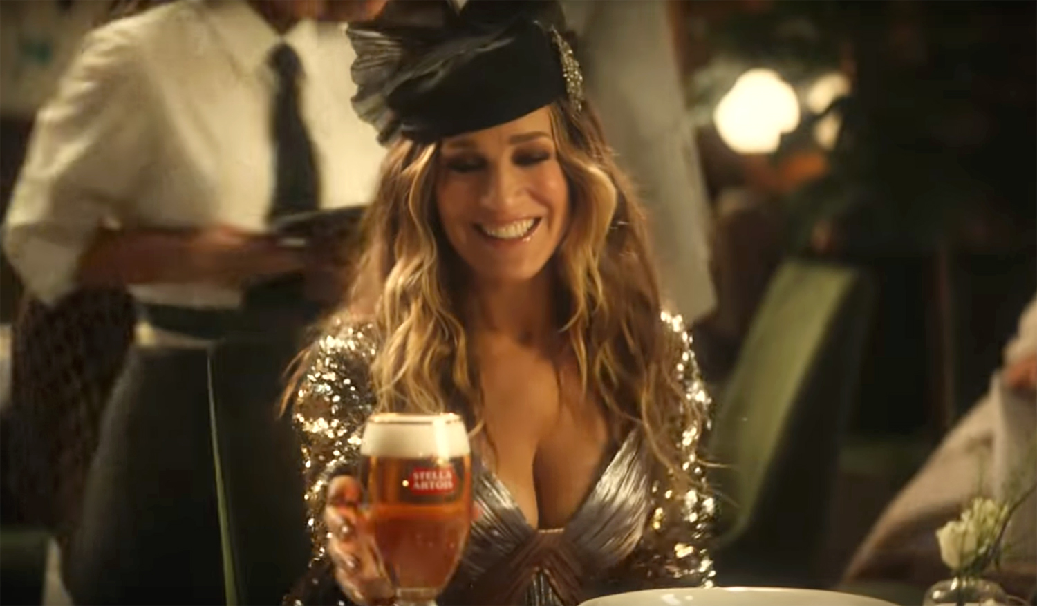 Stella Artois Super Bowl Commercial 2019: Sjp Is Back As Carrie Bradshaw (video) photo