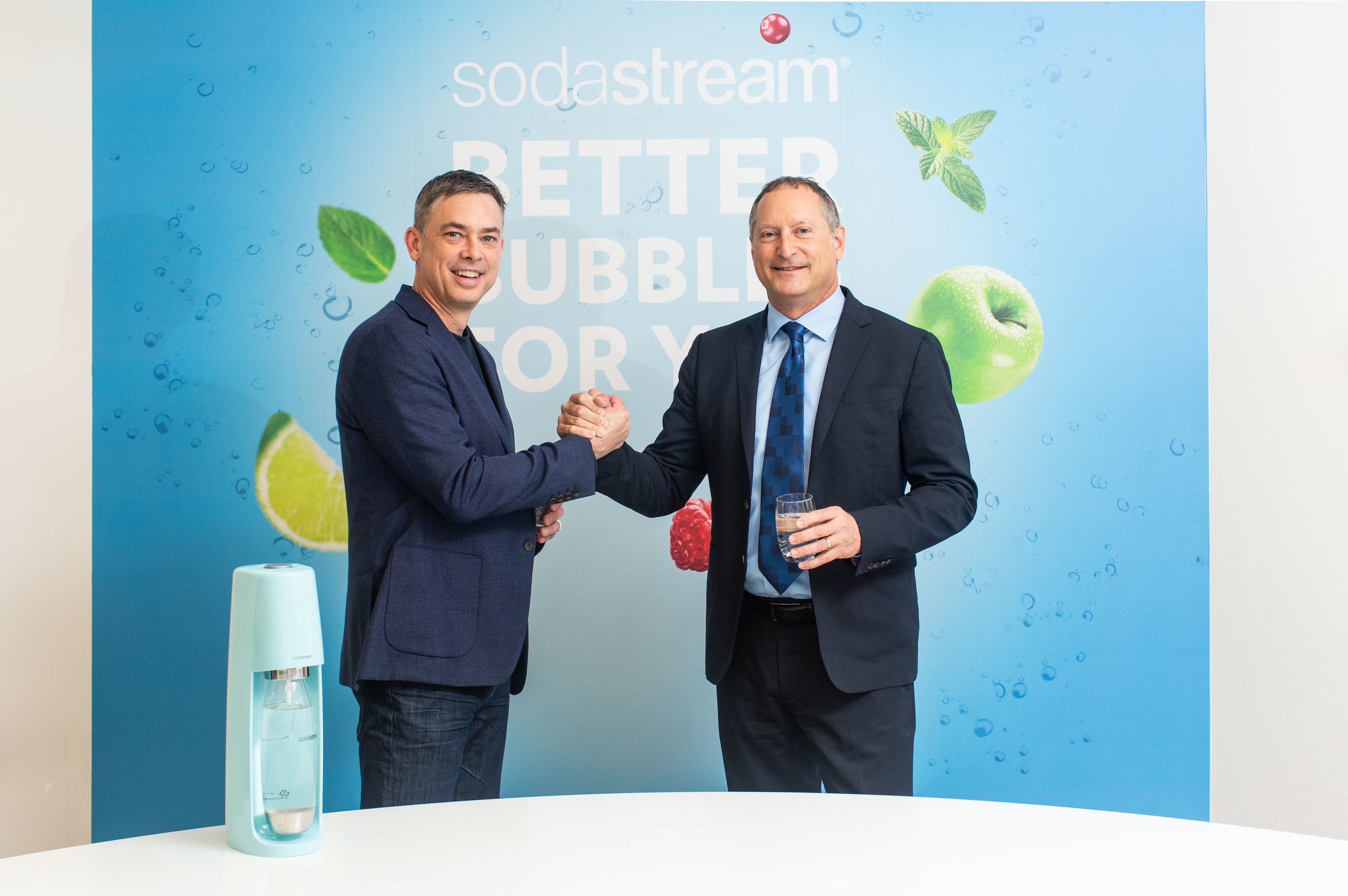 Sodastream Usa Names Pepsico Vet As Gm photo