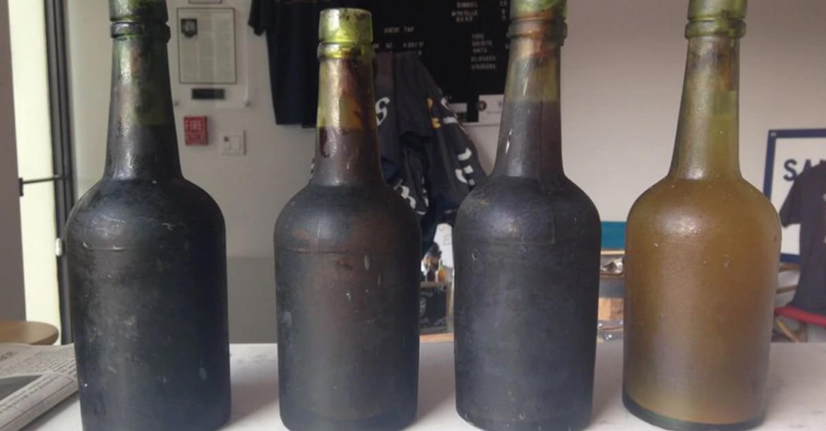 133-year-old Shipwreck Beer Reincarnated By New York Brewery photo