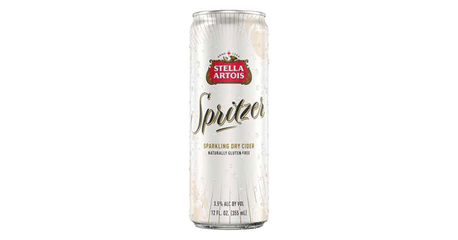 Stella Artois Introduces Sparkling Spritzers photo