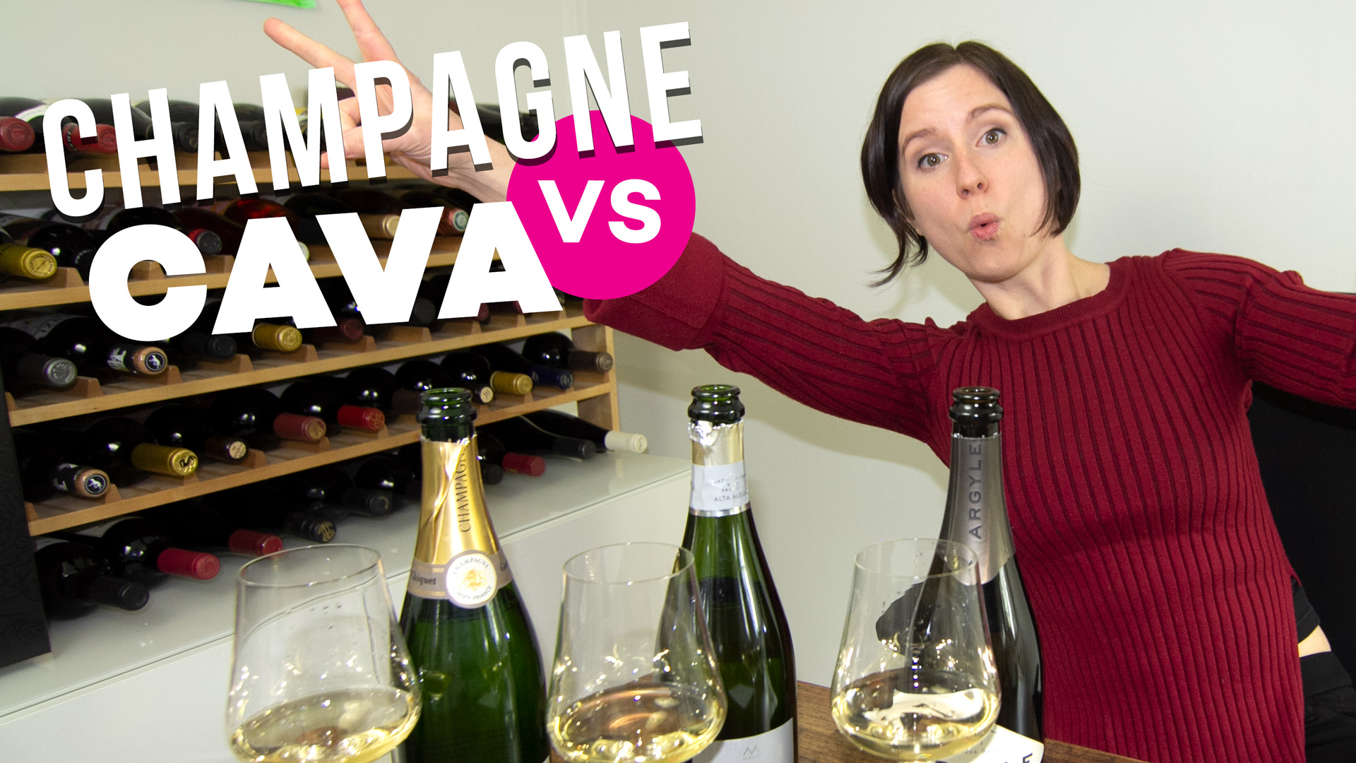 Champagne Vs. Cava (how To Save Money & Drink Better) photo