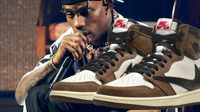 The Jordan Brand X Travis Scott Collab Crashed Nike?s Servers photo