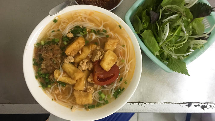 The Best* Noodle Soup Worth Travelling To Vietnam For (and It Isn?t Ph?) photo