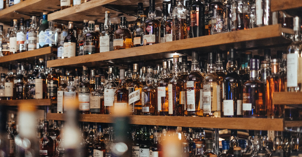 Instead Of Fretting About How To Store Your Whiskey, Drink It All Immediately photo