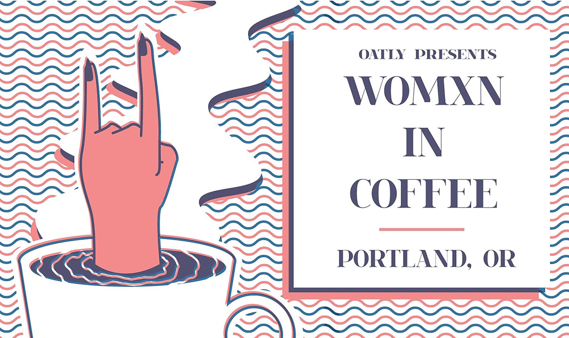 Womxn In Coffee Is Heading To Portland photo