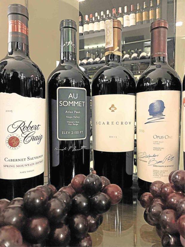 California Wines 101 photo