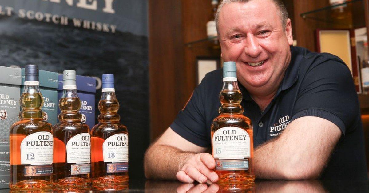 Single Malt Whisky Brand Old Pulteney Unveils New Range To Signal Brand Evolution photo