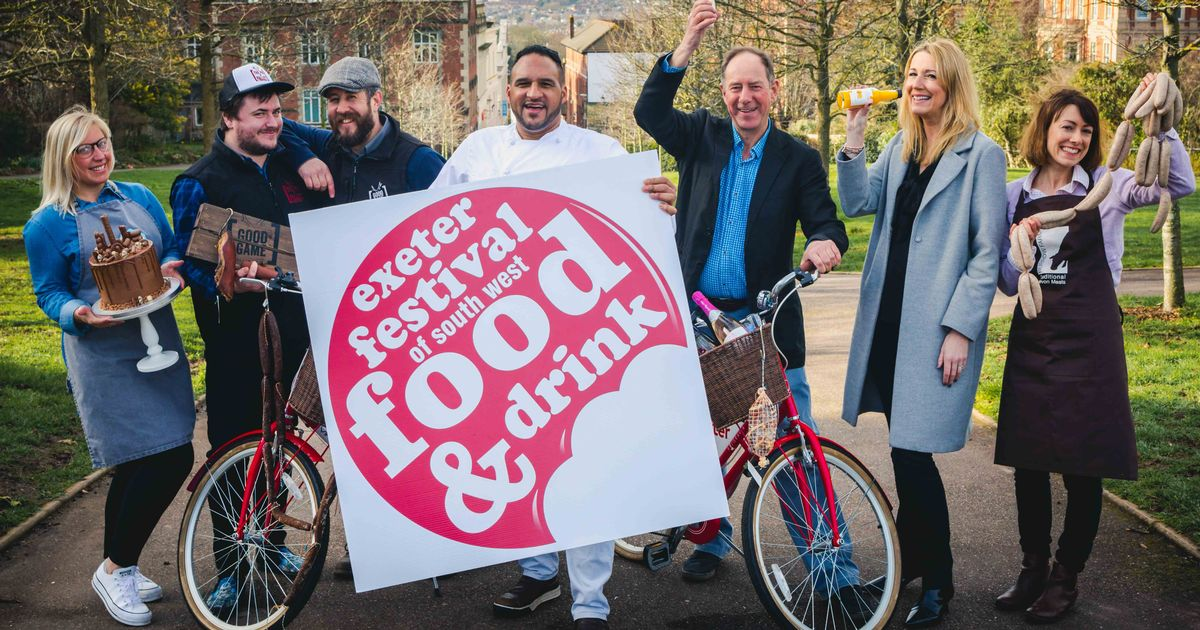 A Huge Food And Drinks Festival Is Heading To Exeter photo