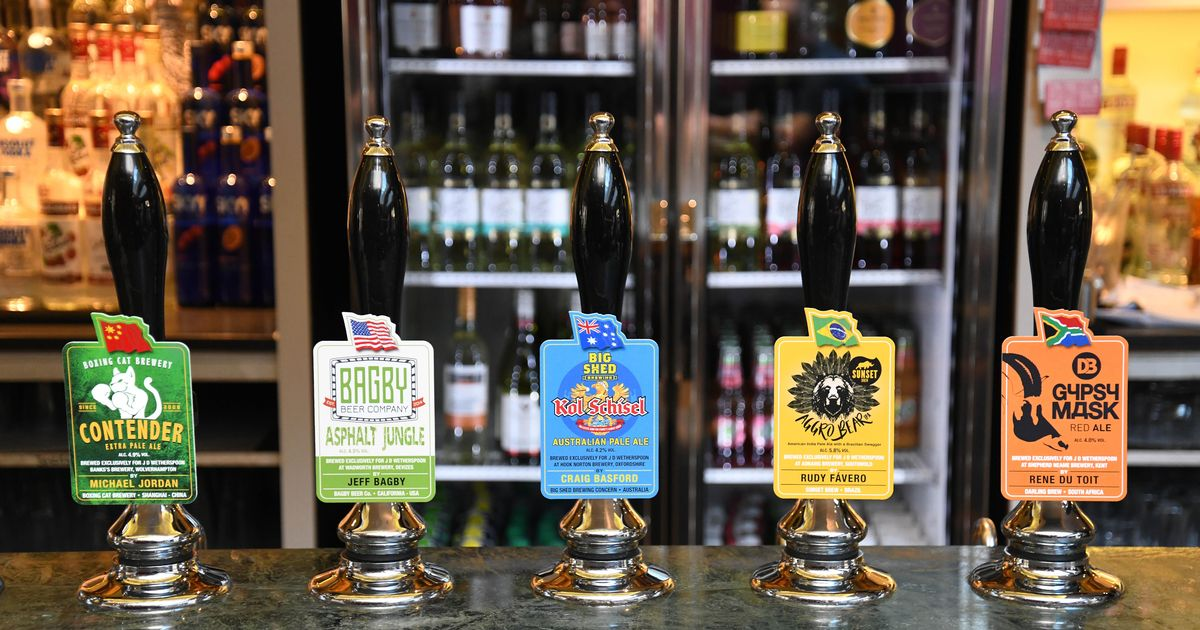 Wetherspoons Beer Festival Is Coming To Two Manchester Locations photo