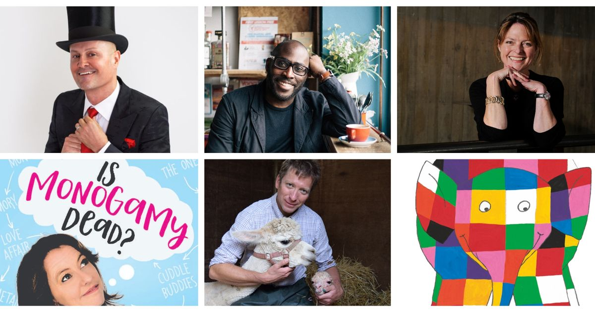 Everything You Need To Know About Huddersfield Literature Festival photo