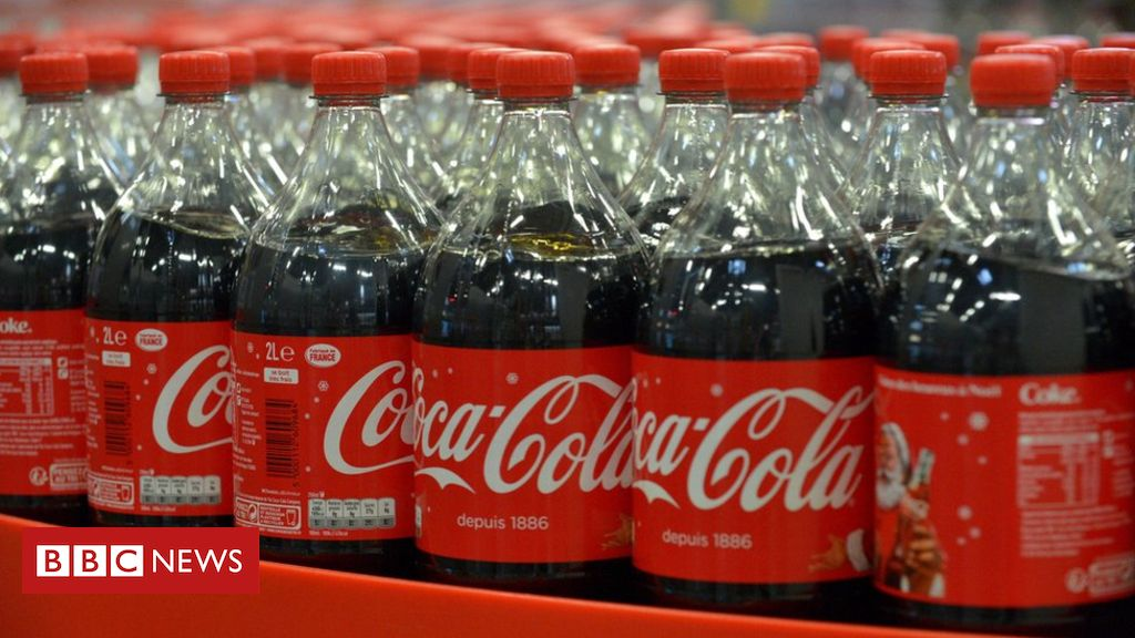 Coca-cola Reveals Plastic Use For First Time photo