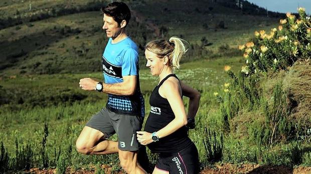 Sa's Trail Racing Power Couple To Take On World's Best photo