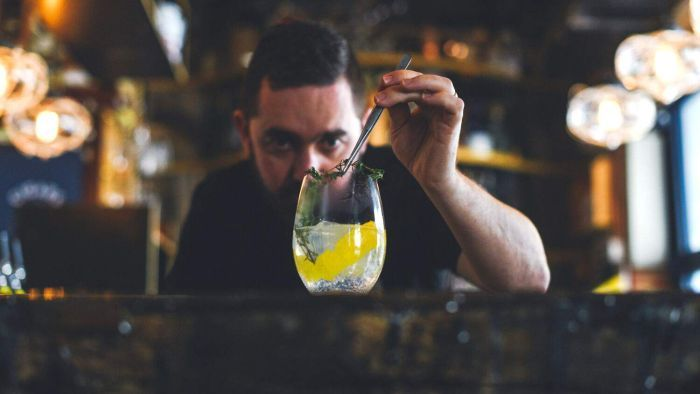 Gin Made From Seaweed And Cheese ? The Aussie Distillers Causing A Stir In London photo