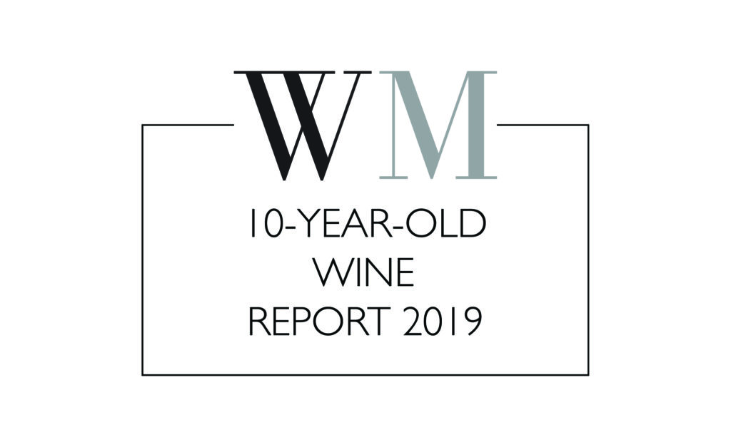 10 Year Old Wine Report 2019 photo