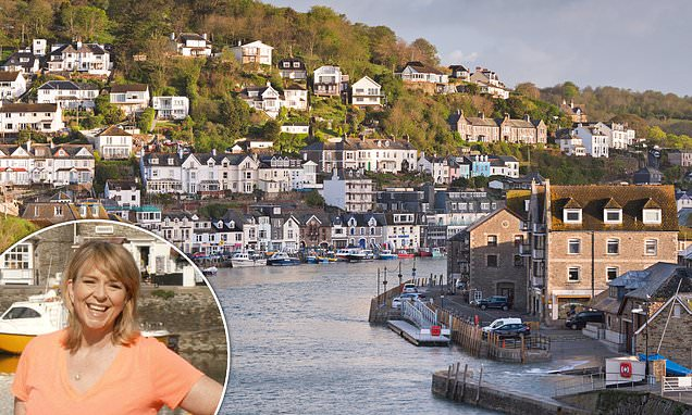 Tv Star Fern Britton Shares Her Favourite Places To Visit In Cornwall photo
