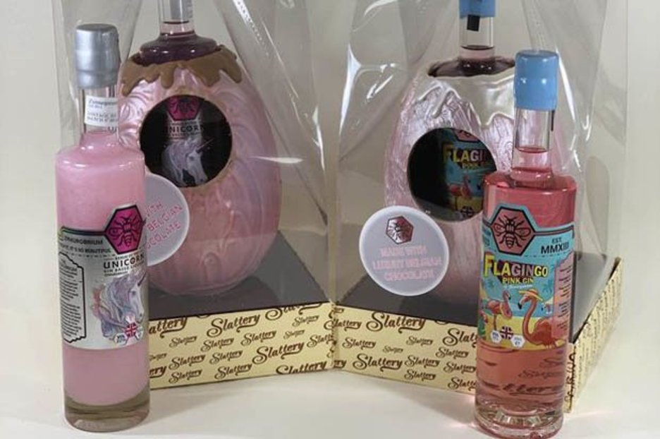 Easter Egg With Unicorn Gin Inside Finally Exists ? Here?s Where To Get It photo
