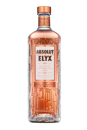 Pernod Ricard Gives Absolut Elyx Pack Makeover photo