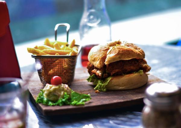 Vegan Burger Singapore Price Guide photo