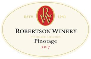 Robertson Winery 2017 Pinotage (robertson) photo