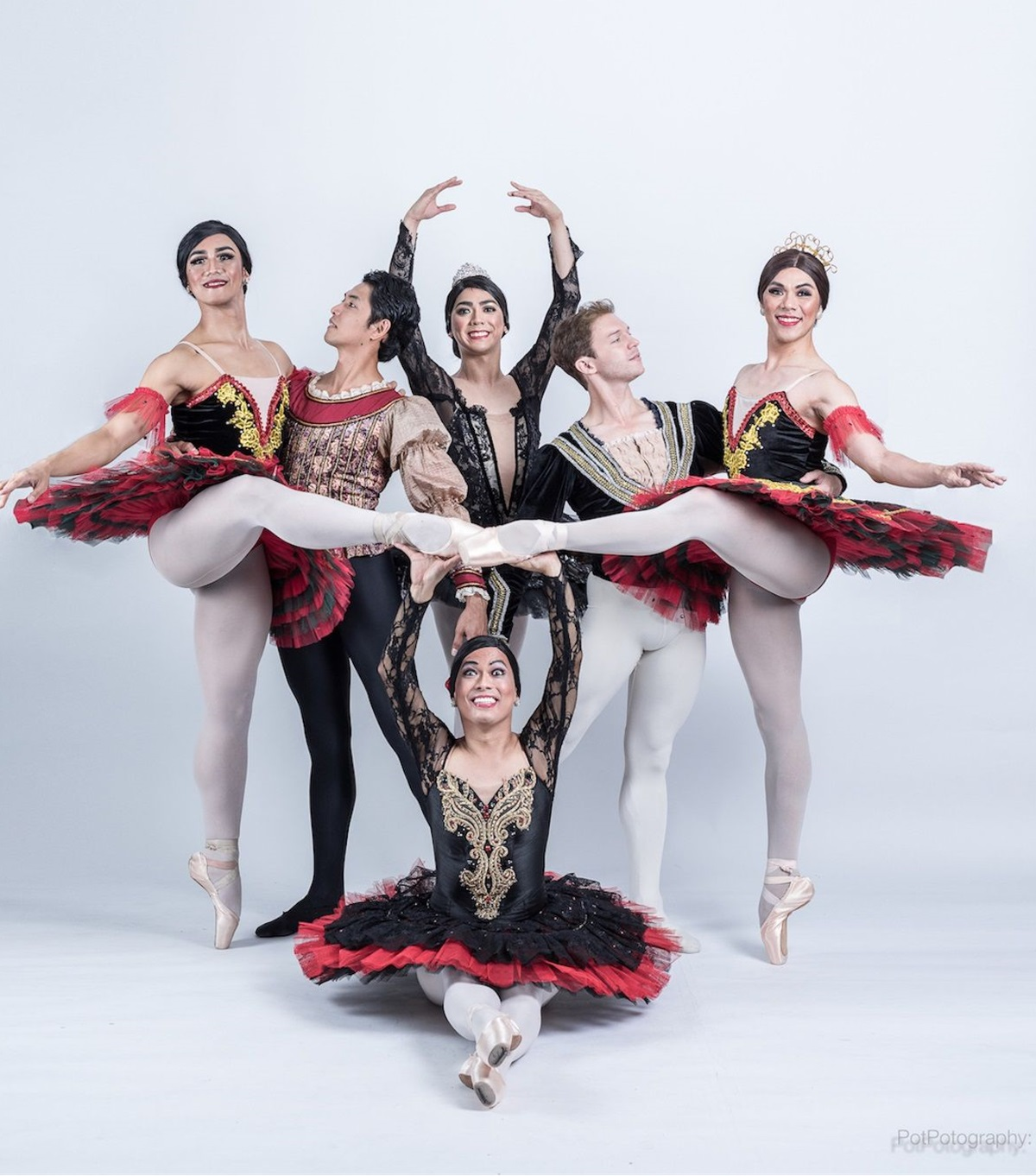 Ny's Les Ballets Eloelle To Bring Men In Tutus To Sa In April photo