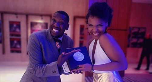 Afda Student Bags Most Promising Student Award At 54th Fleur Du Cap Awards photo