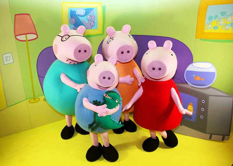 Peppa Pig Live Returns To South Africa photo
