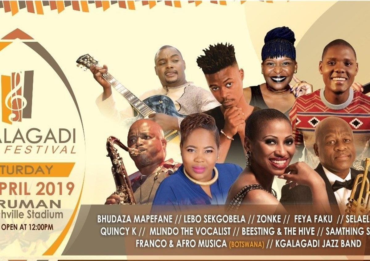 Zonke, Feya Faku And More Will Headline 2019 Kgalagadi Jazz Fest photo