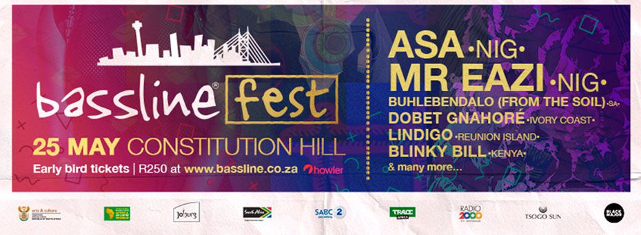 Asá, Mr Eazi To Headline The Bassline Fest This Africa Day photo
