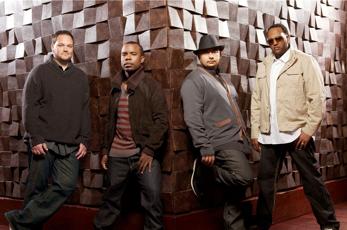 #musicexchange: All-4-one photo