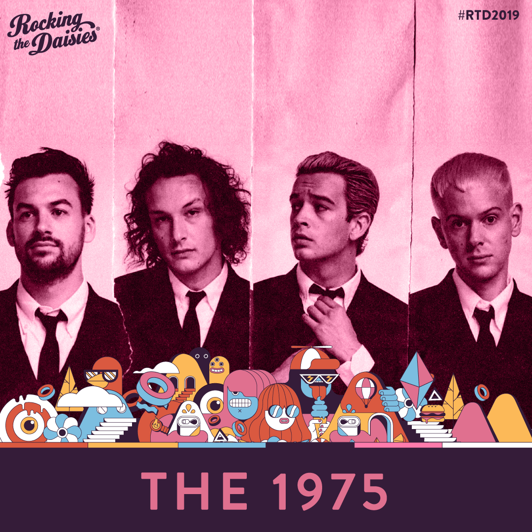 The 1975 Is First International Headline Act For Rocking The Daisies photo