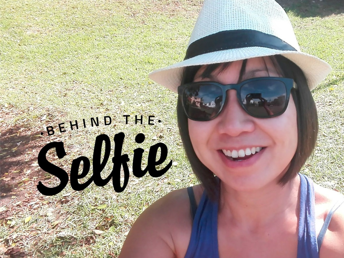 #behindtheselfie With… Michelle Beh photo