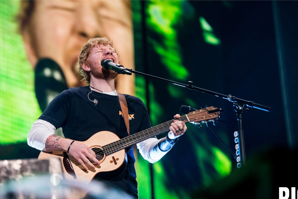 5 Reasons Why Ed Sheeran's Last Sa Gig Was Pure Magic photo