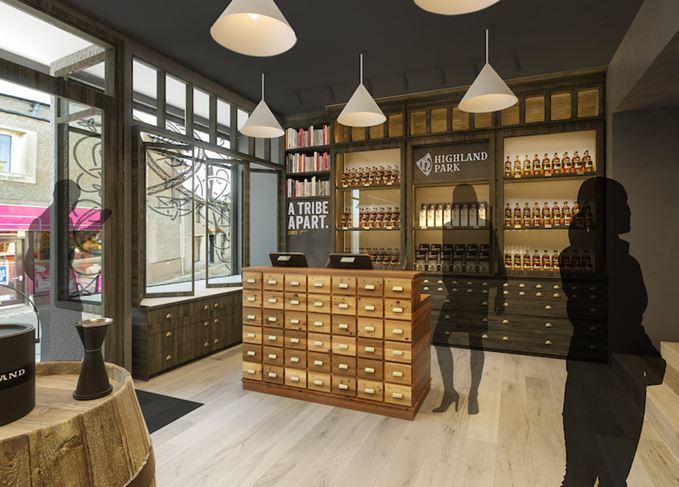 Highland Park To Open New Kirkwall Store photo
