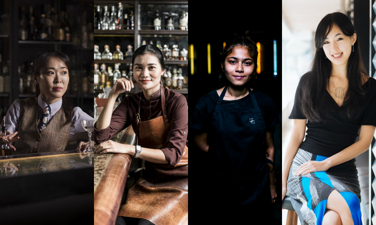 Equality In Bartending: #50besttalks All-female Panelists Share Their Thoughts photo