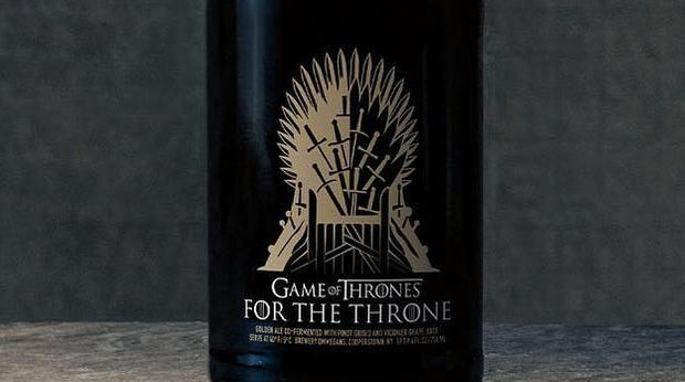 Look: A Game Of Thrones Themed Beer Just In Time For The Finale photo