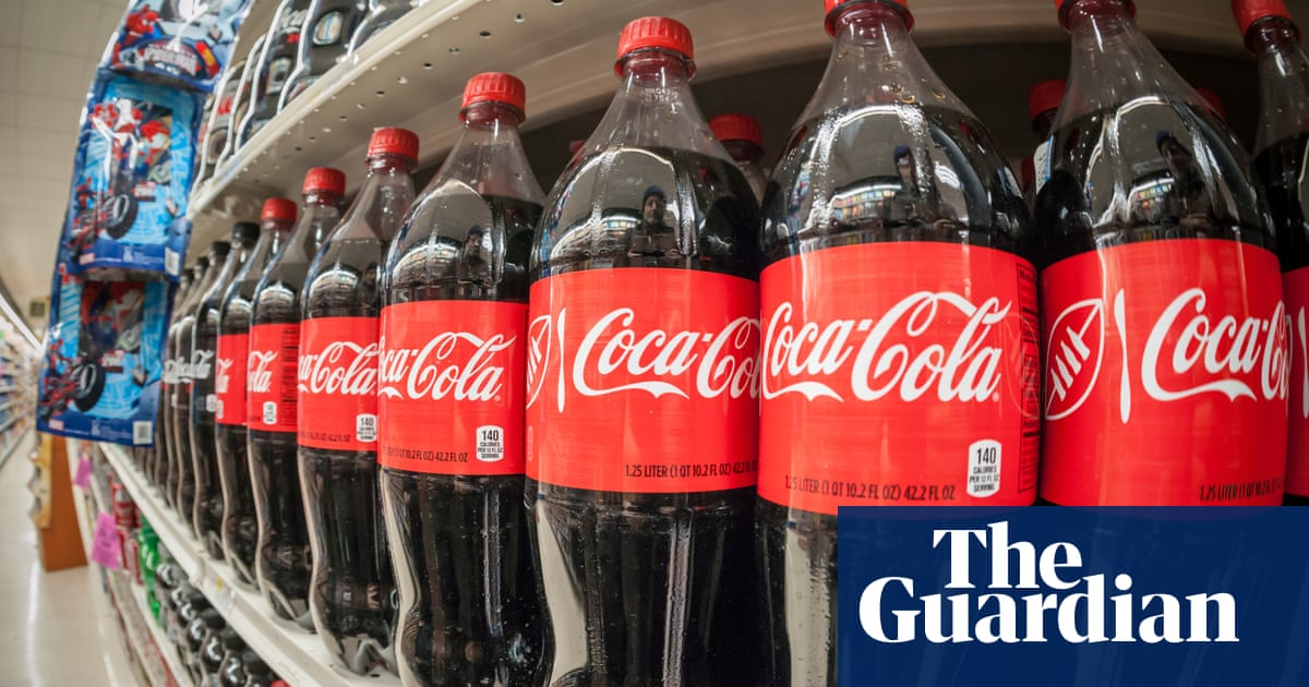 Coca-cola Admits It Produces 3m Tonnes Of Plastic Packaging A Year photo