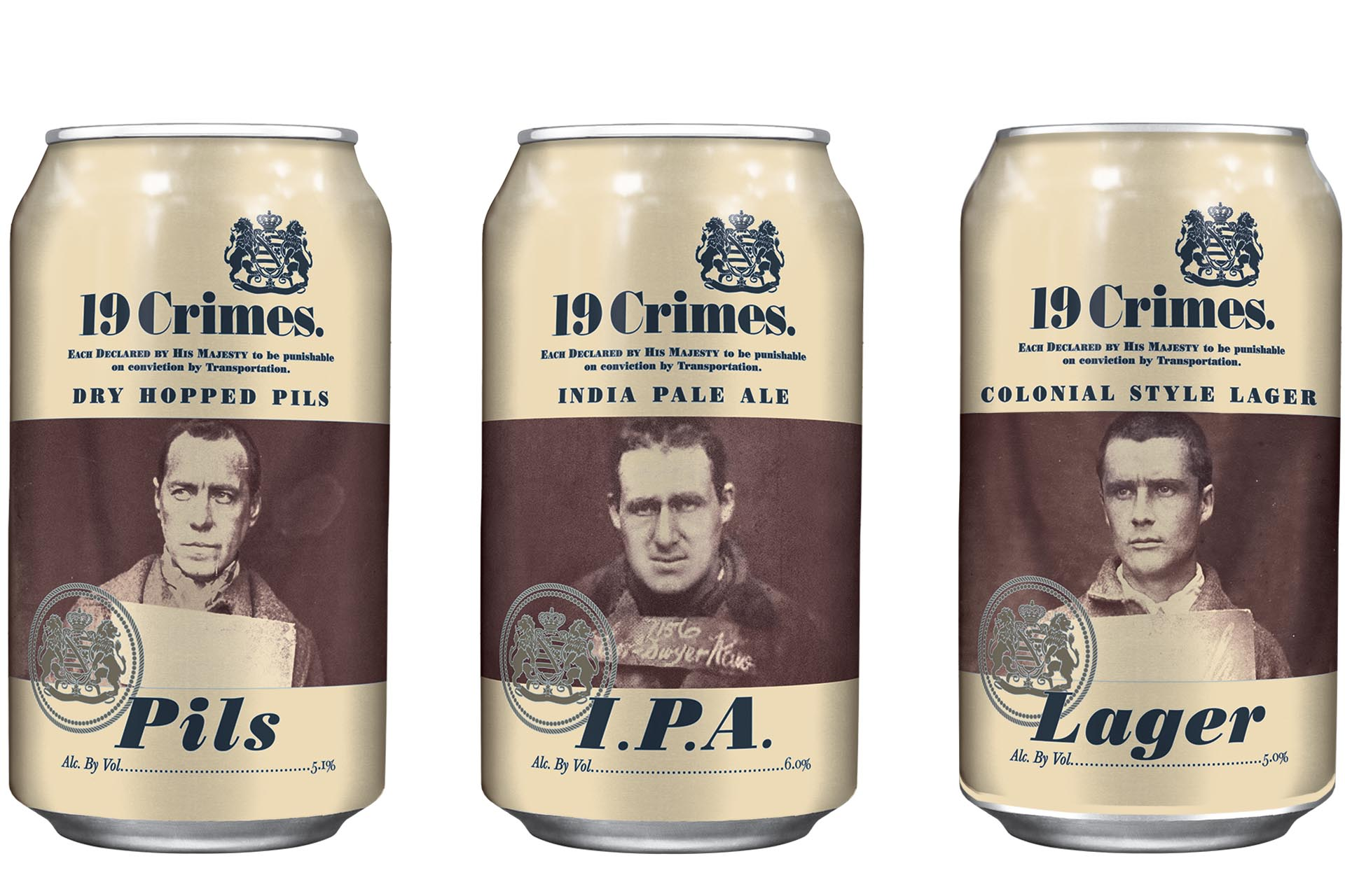 19 Crimes Launches Beer Line In U.s. photo