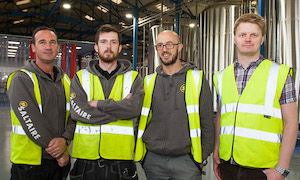 Saltaire Offers New Production Services To Local Brewers photo