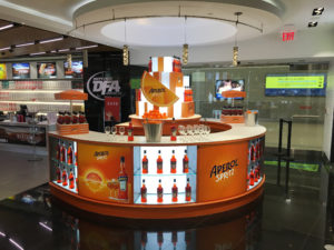 Aperol A Key Strategic Focus For Campari Global Travel Retail In The Americas photo