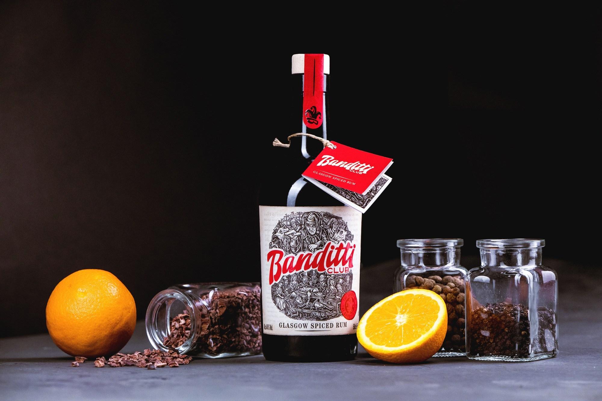 Glasgow Distillery Announce Launch Of Banditti Club photo