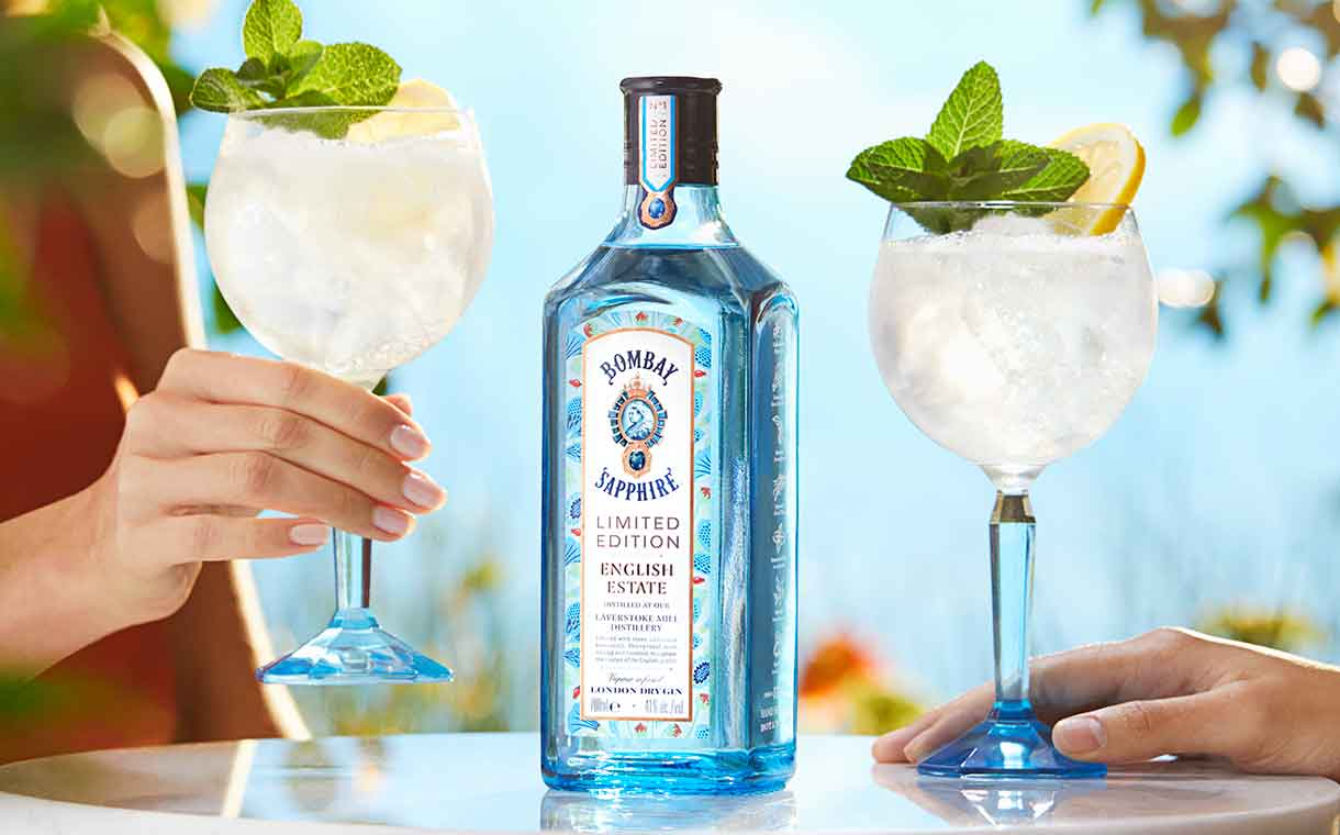 Bacardi Launches Limited-edition Bombay Sapphire English Estate photo