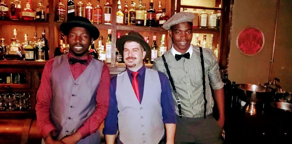 Brent Perremore Discovering Inverroche Liqueur at Cape Towns Best Kept Secret