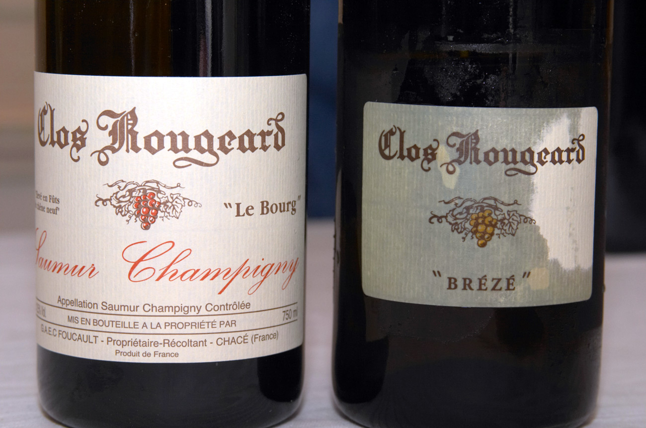 Clos Rougeard: Loire's Top Cabernet Francs? photo