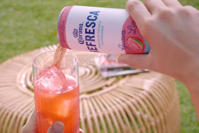 Corona Will Push Its New Refresca Drink Nationally photo