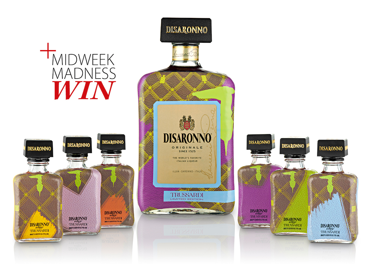 Win A Limited-edition 'disaronno Wears Trussardi' Hamper Worth R1 000 photo