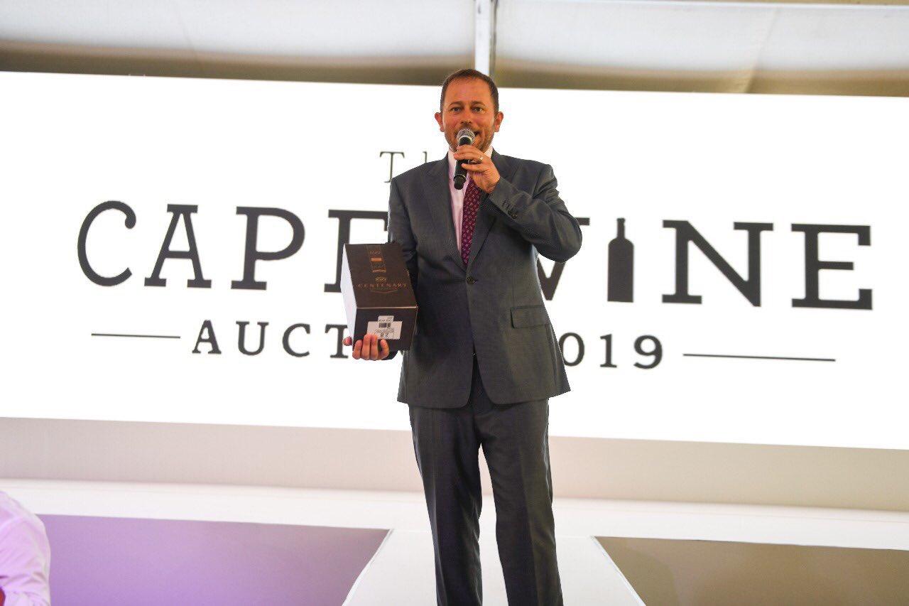 Cape Wine Auction Raises R14.6 Million photo