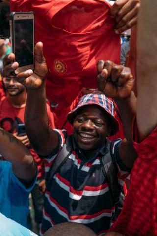 See Photos: Heineken Meet And Greet At Mandela Square photo