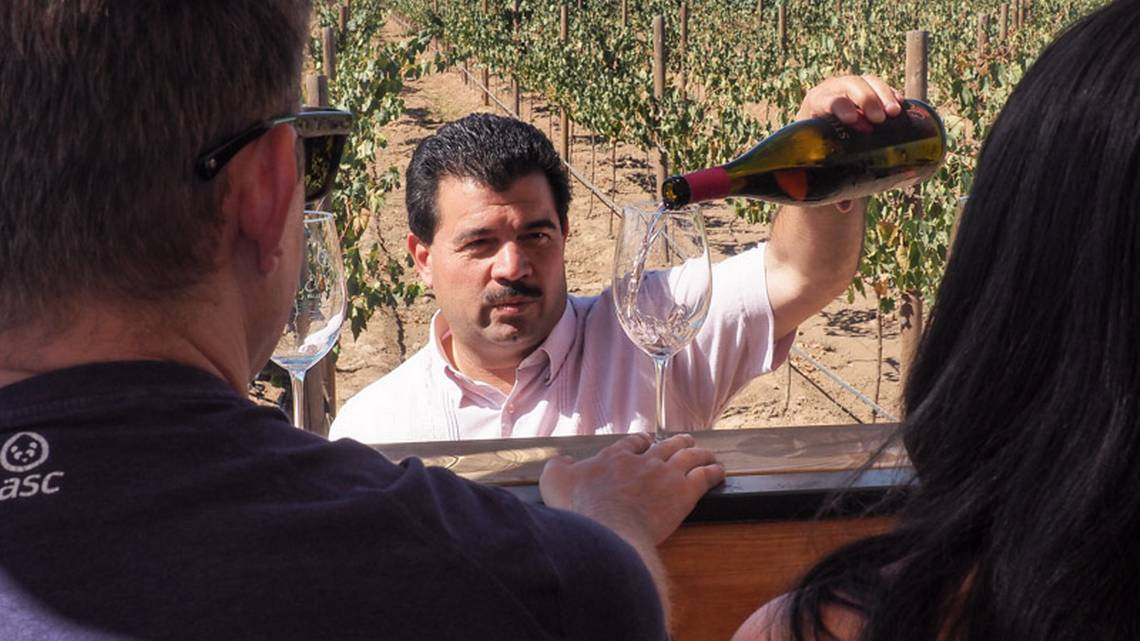 Mexico?s Valle De Guadalupe An Easy Spring-break Destination For Wine Lovers photo